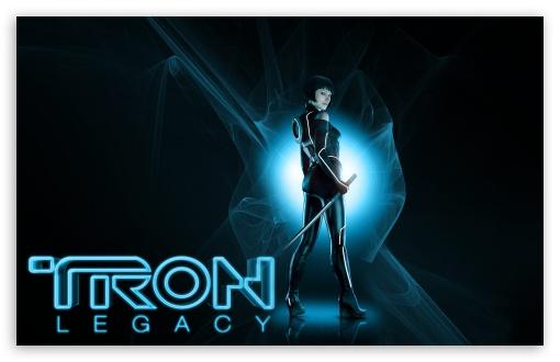 Download Tron Legacy Olivia Wilde UltraHD Wallpaper