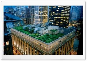 Building Roof Garden