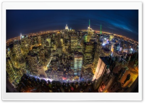 Eye Over New York
