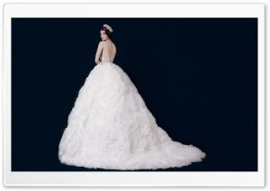 Unique Wedding Dress, Bride