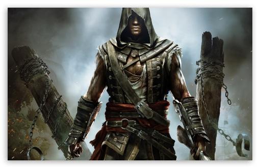 Download Assassins Creed IV Black Flag - Grito de... UltraHD Wallpaper