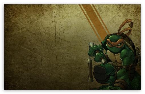 Download Michelangelo   Teenage Mutant Ninja Turtles UltraHD Wallpaper