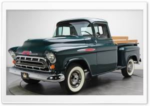 Chevrolet Pickup 3100...