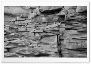 Rocks Black And White