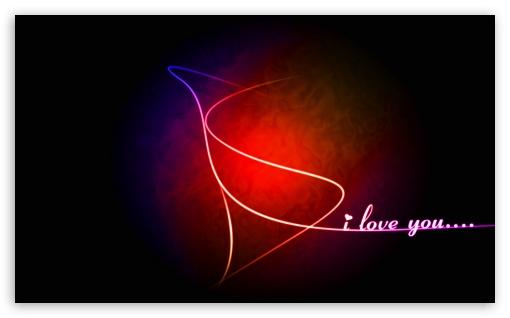 Download I love you.... UltraHD Wallpaper