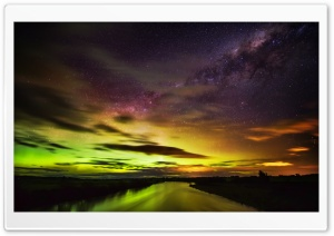 The Southern Lights in New...