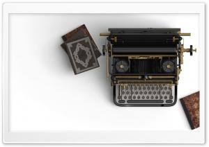 Vintage Typewriter Aesthetic
