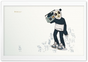 Zune Panda