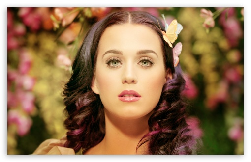 Download Katy Perry - Wide Awake UltraHD Wallpaper