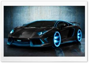 The Aventador Wallpaper...