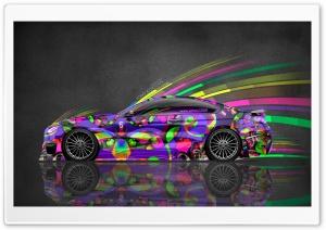 BMW M6 Super Abstract Car...