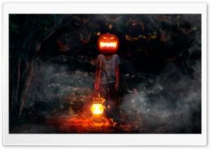Jack-o-lantern Awaked
