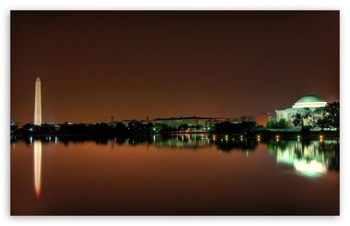 Download Jefferson Memorial UltraHD Wallpaper
