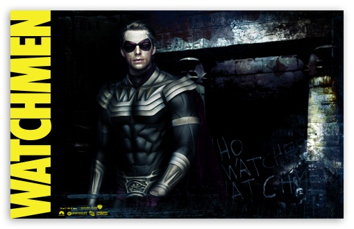 Download Adrian Veidt  As Ozymandias Watchmen UltraHD Wallpaper