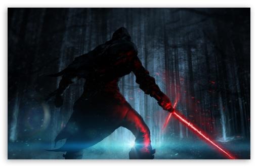 Download Star Wars Episode VII The Force Awakens UltraHD Wallpaper