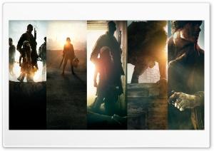 Human Element Game (2015)
