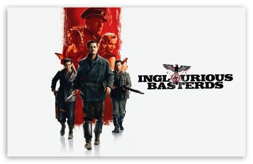 Download Inglourious Basterds UltraHD Wallpaper