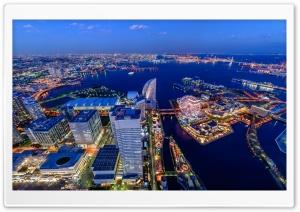 Yokohama Tokyo Bay