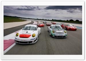 Porsche Cars vs Ferrari Cars