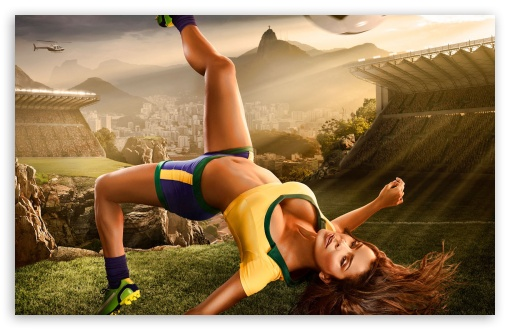 Download 2014 World Cup Goal UltraHD Wallpaper