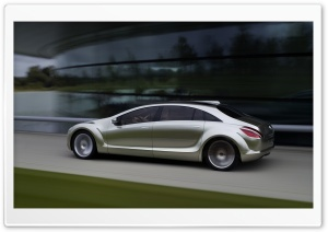 Mercedes Benz F700 Car