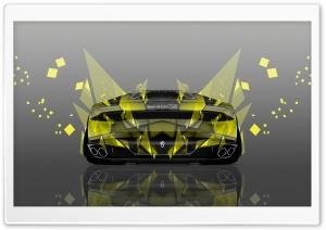Lamborghini Huracan Back...