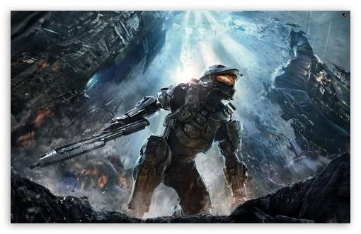 Download Halo 4 (2012) UltraHD Wallpaper