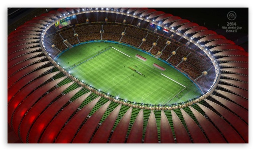 Download 2014 FIFA World Cup UltraHD Wallpaper