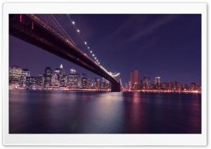 Brooklyn Bridge Manhattan New...
