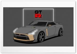 Nissan GT-R 50 Car