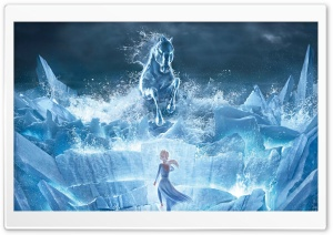 Frozen 2 movie Snow Queen