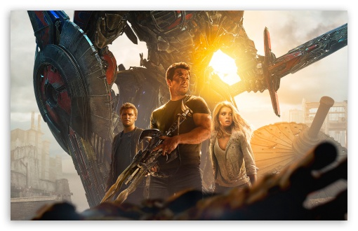 Download Transformers 4 Age Of Extinction UltraHD Wallpaper