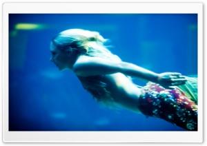 I Think I Just Saw A Mermaid