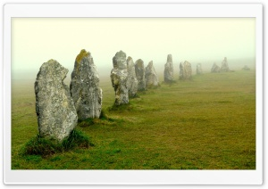 Megalithic Stones Of...