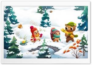 Happy Friends Winter...