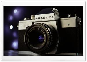 Praktica film camera