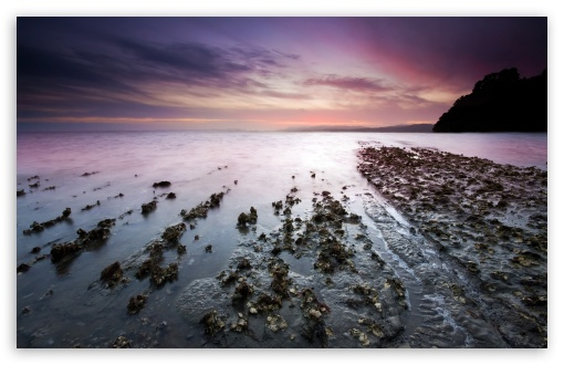 Download Ocean Landscape 2 UltraHD Wallpaper