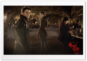 Hansel And Gretel Movie 2013