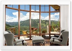 Interior Design, Window View