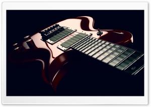Six String Electric Guitar