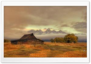Thomas Alma Moulton Barn...
