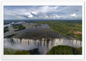 Widest Waterfall In The World