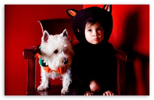 Download Halloween UltraHD Wallpaper