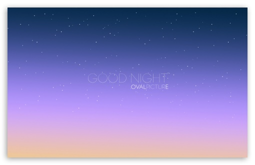 Download GoodNight UltraHD Wallpaper