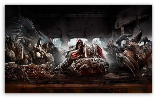 Download Darksiders Warrior Hell UltraHD Wallpaper
