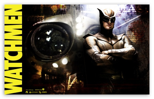 Download Dan Dreiberg As Nite Owl II Watchmen UltraHD Wallpaper