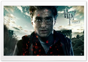 Harry Potter And The Deathly...