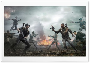PlayerUnknown s Battlegrounds...