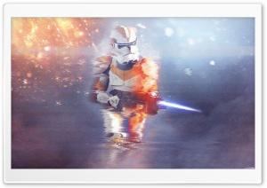 Battlefront 1 212th Glitch Art