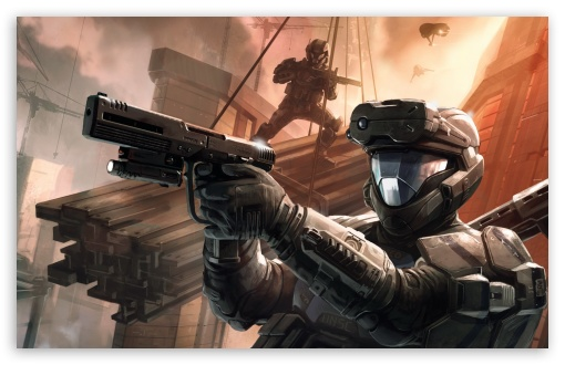Download Halo 3 UltraHD Wallpaper